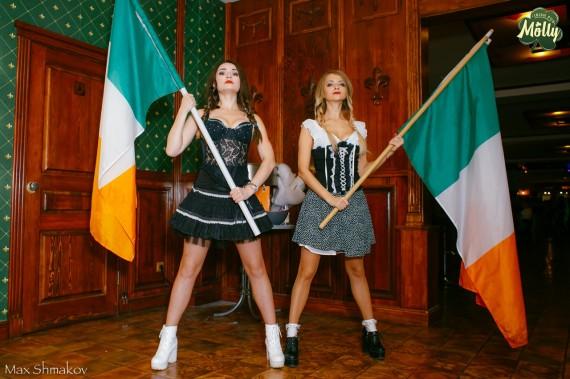 19 октября Irish pub MOLLY