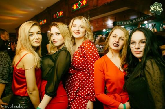 30 ноября Irish pub MOLLY