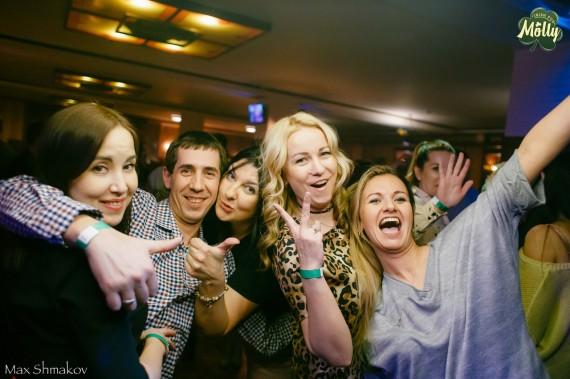 16 ноября Irish pub MOLLY
