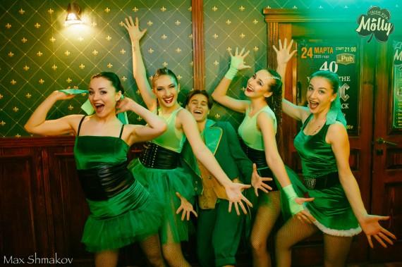 Фотоотчет 21 марта 2020 Irish pub MOLLY