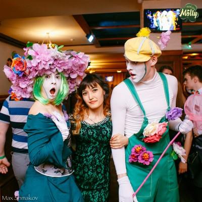 7 марта 2020 Irish pub MOLLY