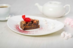 Пирожное Брауни шоколадный