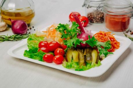 Соленые и мариновые овощи
